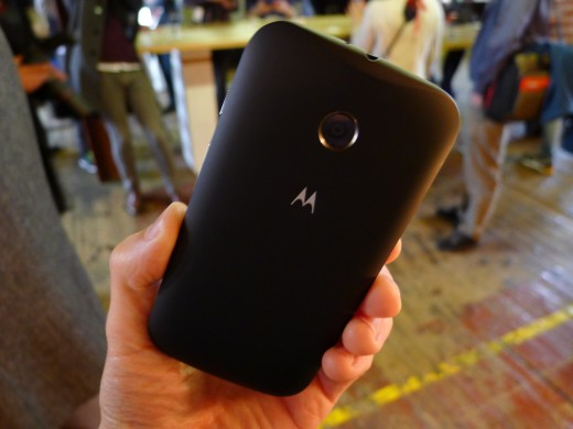 P1050689 520x390 Moto E hands on: Is this the low end Android smartphone to rule them all?