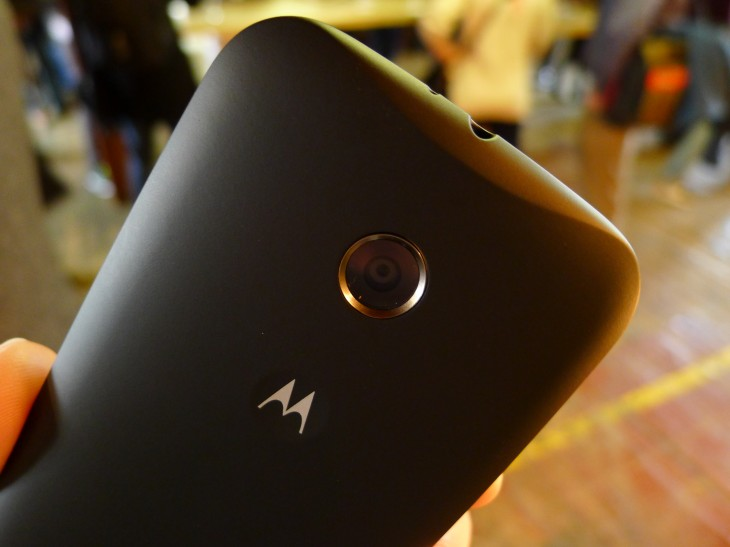 P1050691 730x547 Moto E hands on: Is this the low end Android smartphone to rule them all?