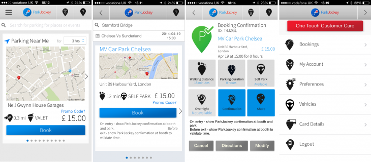 ParkJockey app 730x320 ParkJockey rides into London to ease the pain of finding a place to leave your car