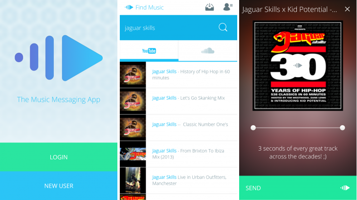 PingTune 730x409 Music messaging service PingTune lands on Android, but theres still work to be done