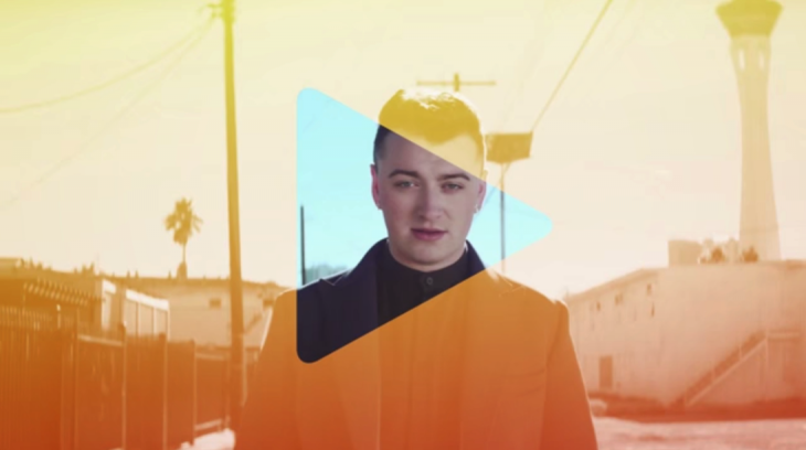 SamSmith 730x408 Google is pushing Play Music tonight with a live concert TV ad in the UK