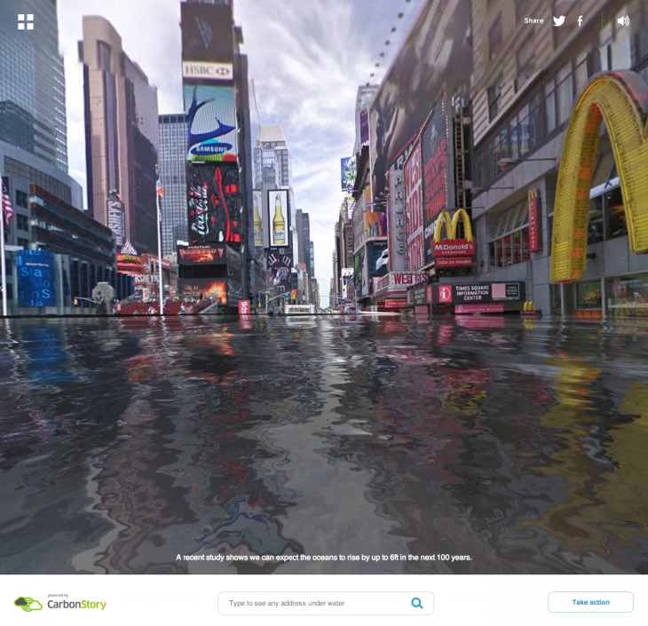 Screen Shot 2014 05 07 at 10.48.01 730x705 Google Street View flooded: See what your neighborhood would look like if sea levels rise
