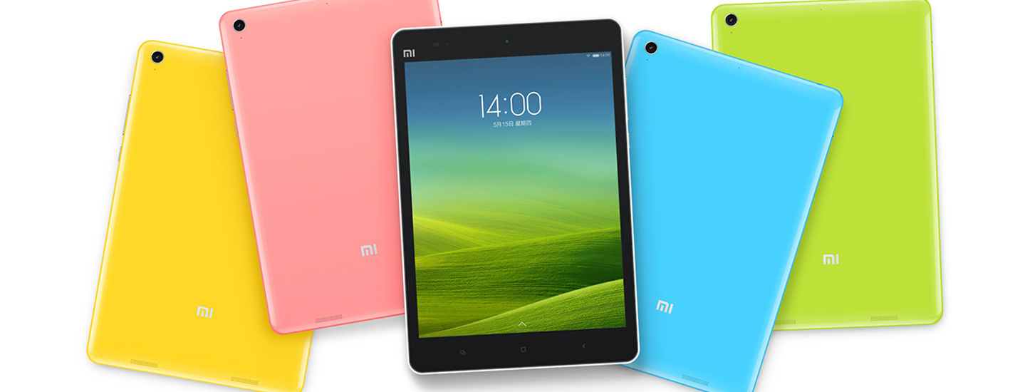 Hands On With Xiaomi's First Tablet, The Mi Pad