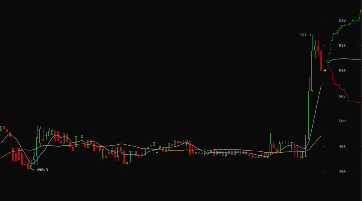 Screenshot 2014 05 22 14.10.13 730x406 Bitcoin shows signs of stability as it reaches $500