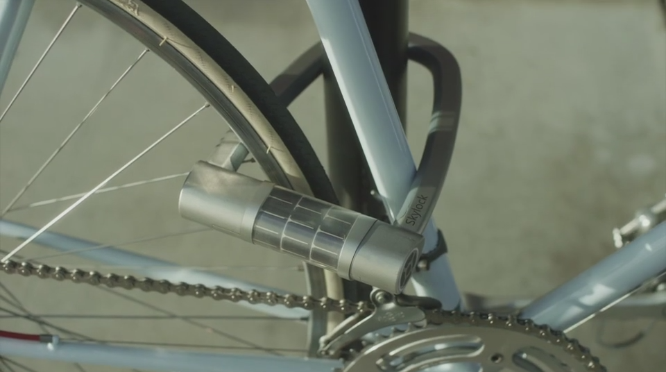 Velo Labs Wants $50,000 to Build a Keyless Bike Lock