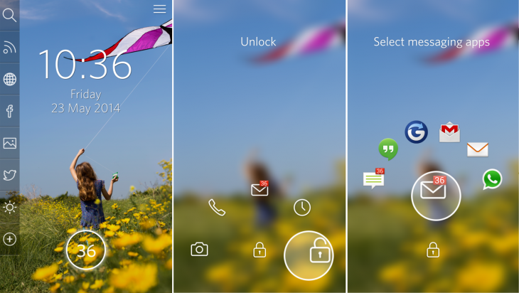 Start home controls2 730x412 Start for Android is a versatile lock screen replacement with more than just looks
