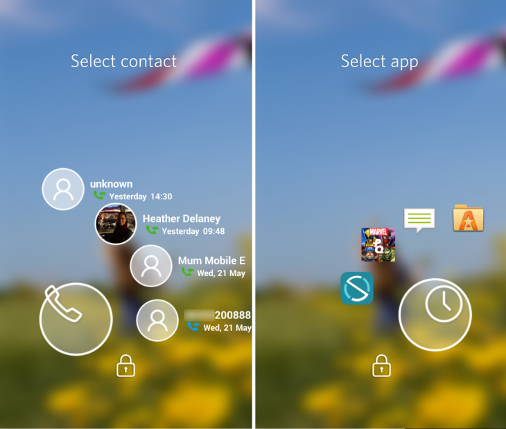 Start home controls3 730x620 Start for Android is a versatile lock screen replacement with more than just looks