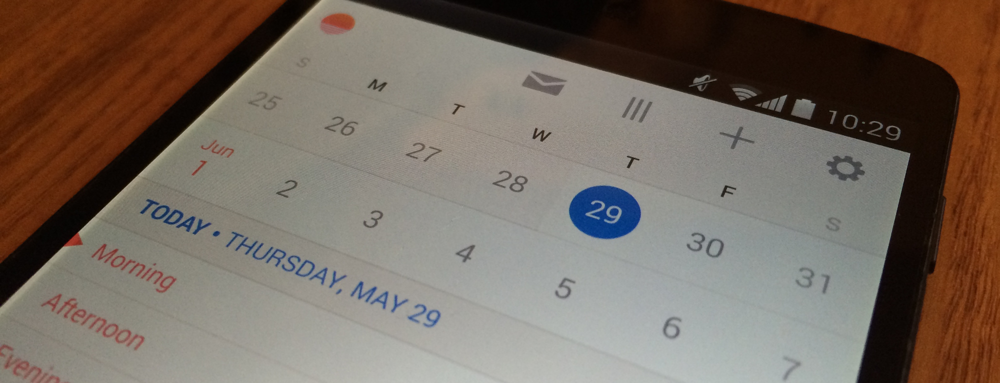 Calendar App Sunrise Hits Android, Chrome and the Web