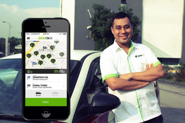 Suren Phone 730x486 GrabTaxi seeks to dominate Asia with a local approach unlike Uber
