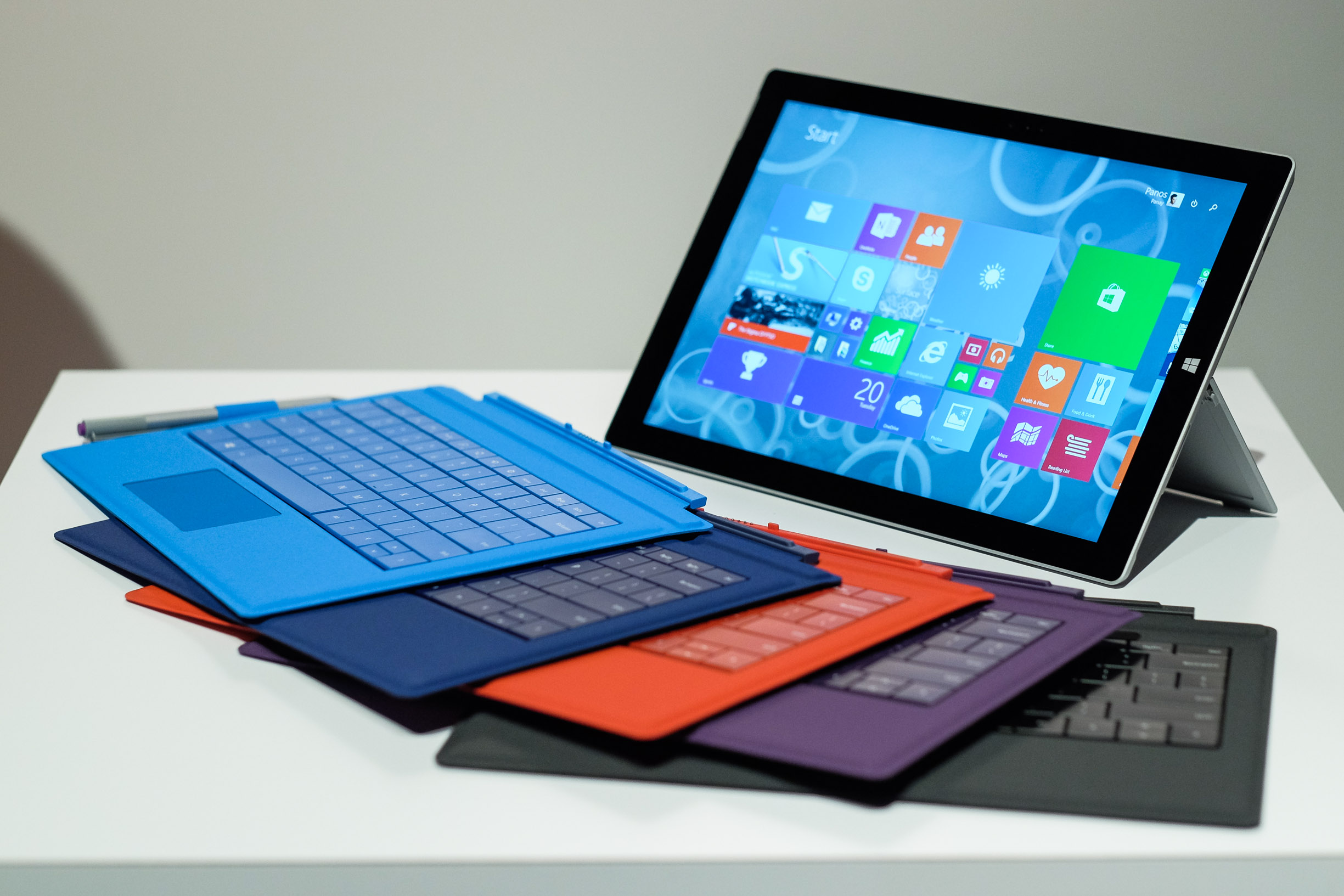microsoft surface pro 3 hands on third time 39 s almost the charm the next web. Black Bedroom Furniture Sets. Home Design Ideas