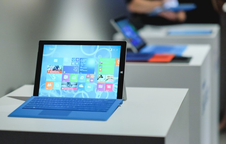 Surface 9 730x466 Surface Pro 3 first impressions: Third times almost the charm