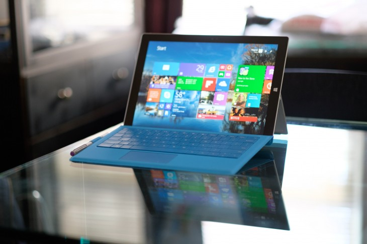 Surface review 2 730x486 Surface Pro 3 review: Has Microsofts delicate compromise worked this time?