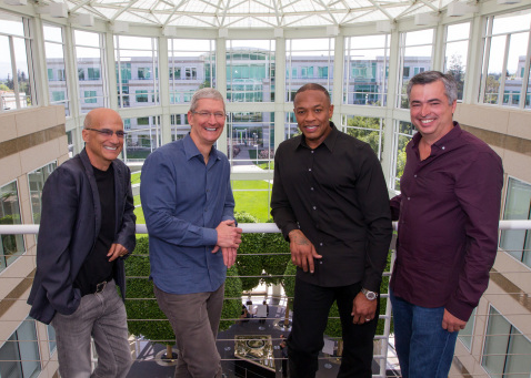beats apple Apple confirms $3 billion acquisition of Beats