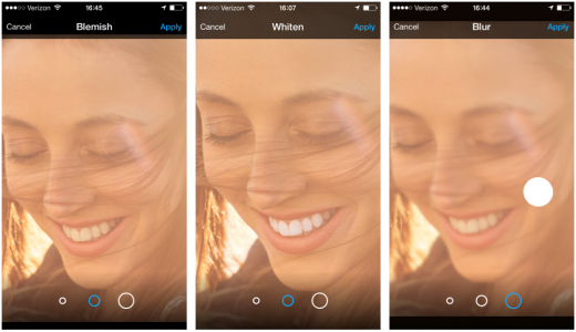 belmish whiten blur 520x300 Aviary upgrade focuses on user requested features