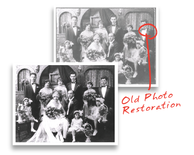 best photo editing before and after old photo fixed restored vintage pictures family history tree 1 PicTricks emerges from beta to let real humans fix your photos