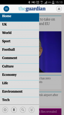 c4 220x391 The Guardian gets personal with slick, redesigned adaptive mobile apps
