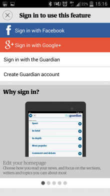 d4 220x391 The Guardian gets personal with slick, redesigned adaptive mobile apps