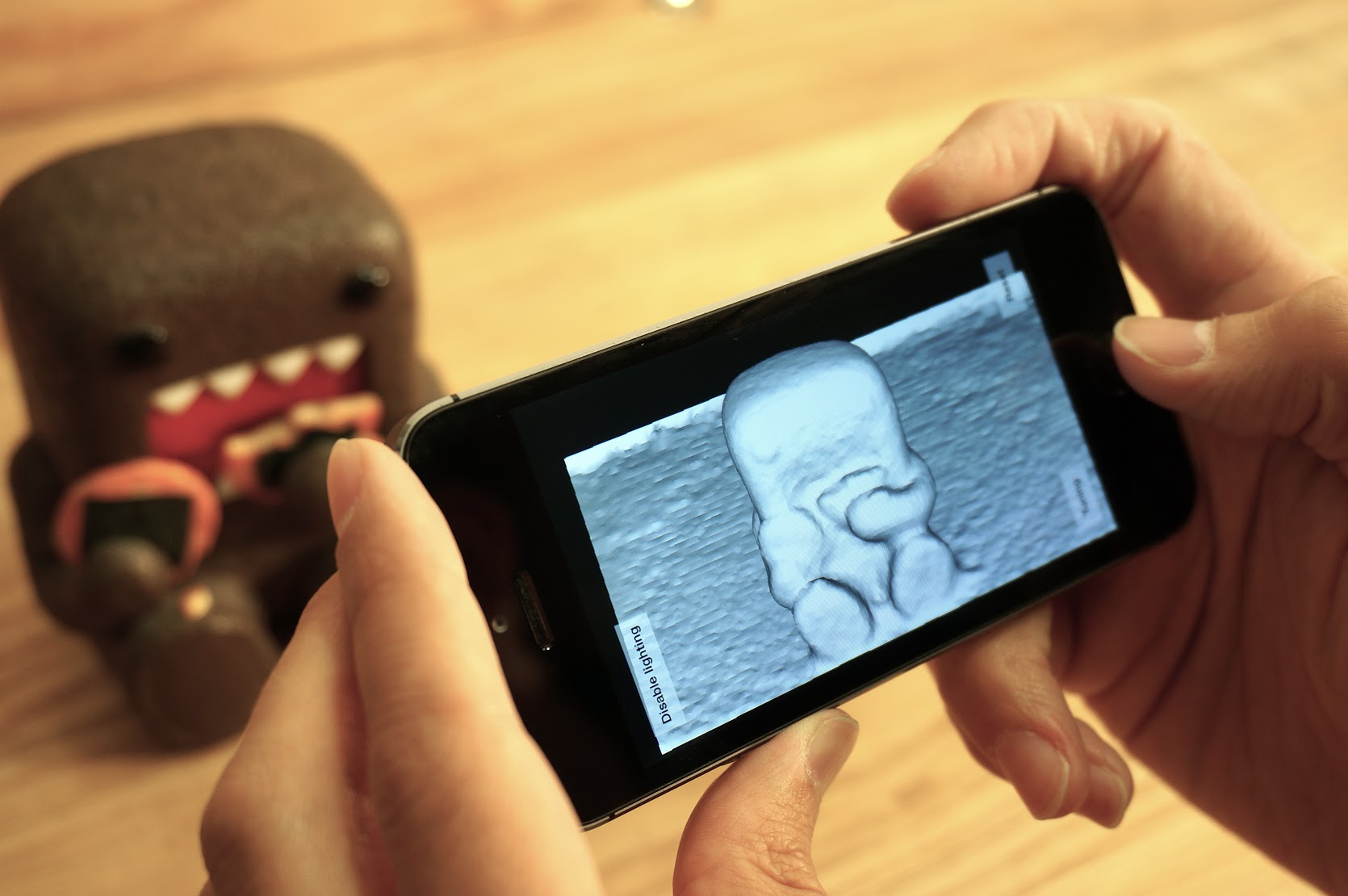 Seene Previews Impressive 3D Scanning Feature for Photo App