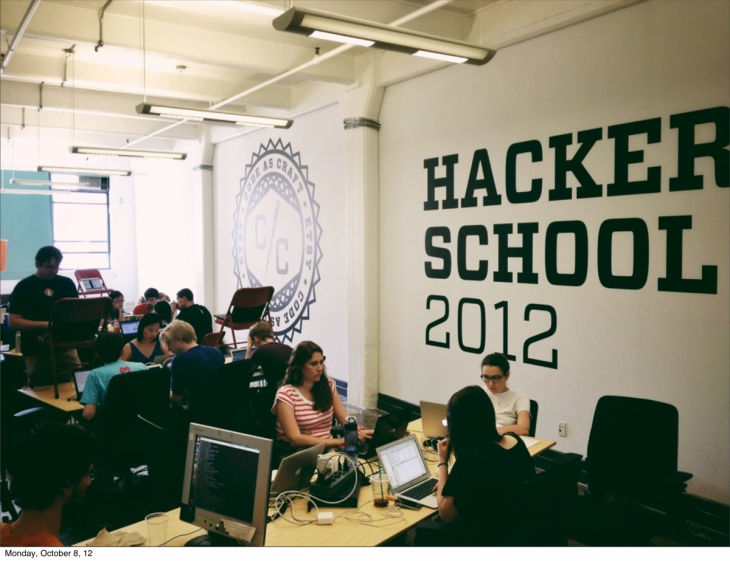 etsy hacker school 730x561 Why we must build gender inclusiveness into startups