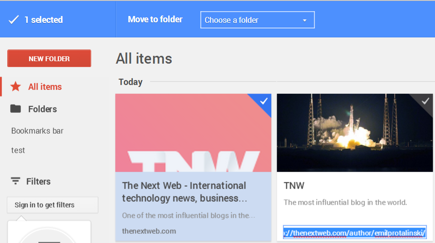 google stars editing Google Stars extension for Chrome leaks: Hands on
