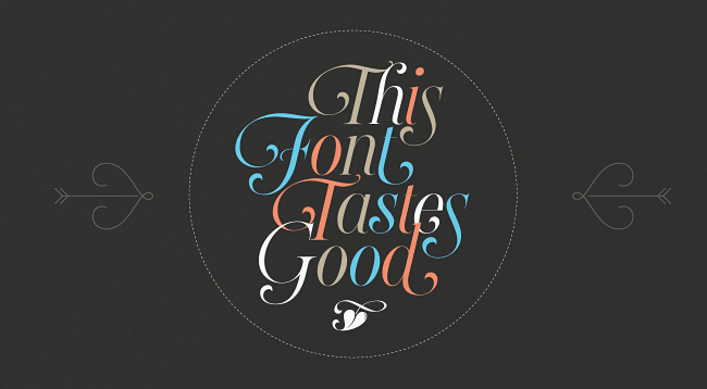 heroe The best typefaces from April 2014