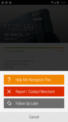 j 220x391 BillGuard now helps Android users combat credit card fraud and hidden merchant fees