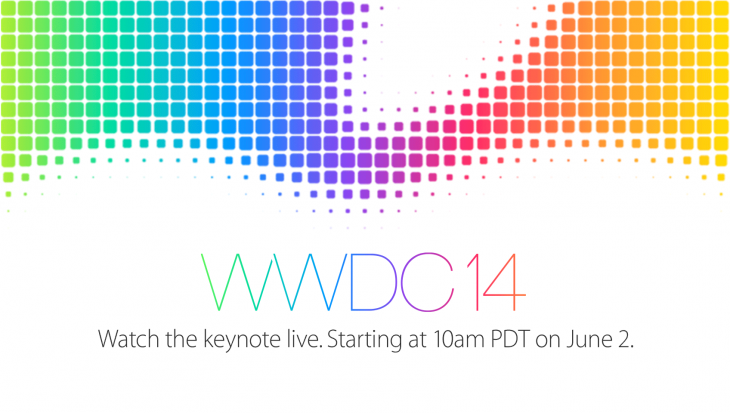 june 2014 posterframe 2x 730x413 Apple to stream WWDC 2014 keynote on June 2