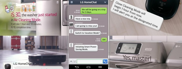 lg homechat 730x277 Samsung, Intel, Dell and others team up to help your gadgets talk to each other