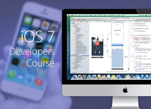 medium ios7course mainframe Learn to build apps with 88% off the complete iOS 7 development course