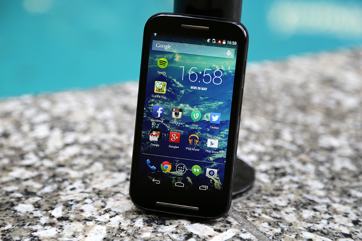 motoe14 Moto E review: The new standard for entry level Android smartphones