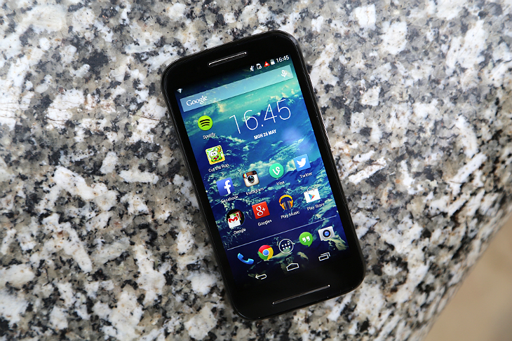 motoe15 Moto E review: The new standard for entry level Android smartphones