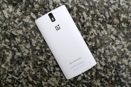 oneplus2 520x346 OnePlus One review: Sublime in almost every way