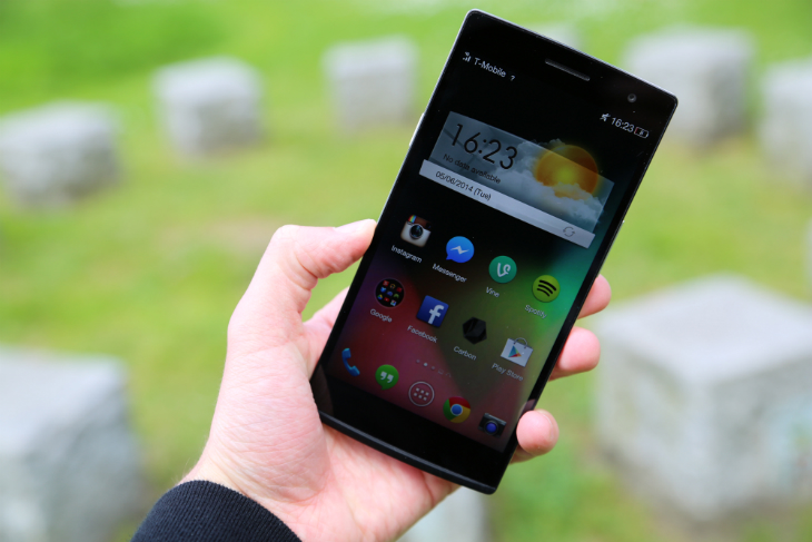 oppoedit1 Oppo Find 7a review: Theres no 2K display, but this huge Android smartphone is still a home run