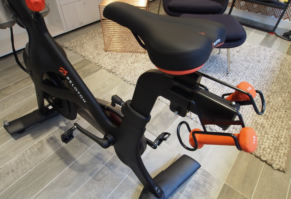 peloton releases an ipad app for streaming indoor cycling classes. Black Bedroom Furniture Sets. Home Design Ideas