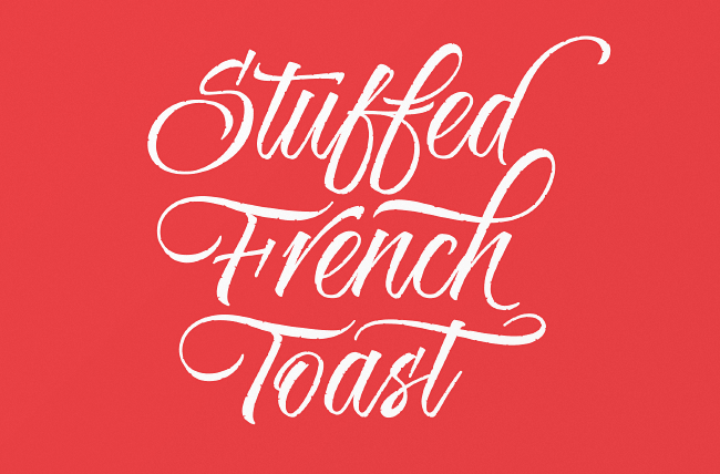 risotto script The best typefaces from April 2014