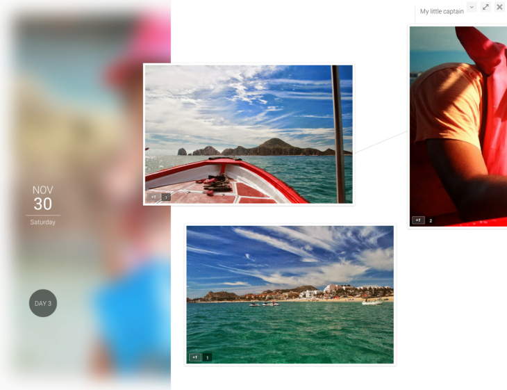 screen 730x561 Google+ Stories uses your photos, videos and location to build stunning digital travelogues