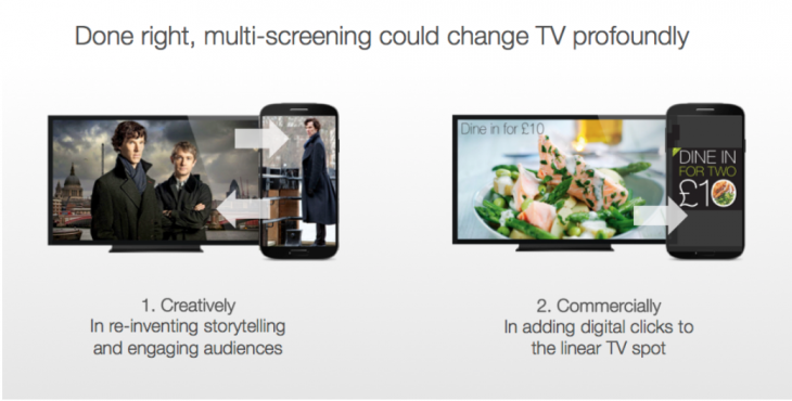 second screen tv 730x370 Broadcast 2.0: Television is about to enjoy its biggest renaissance in 50 years