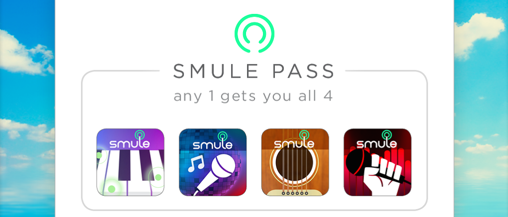 Smule Switches to a Single Subscription for its Music Apps