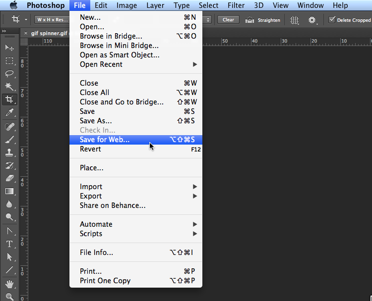 static.squarespace 5 Mystery solved: Wheres the animation window in Photoshop Creative Cloud?