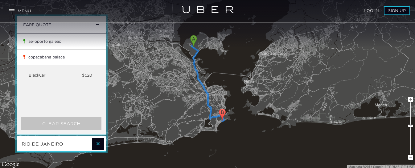uber rio fare quote May in Latin America: All the tech news you shouldn't miss from the past month
