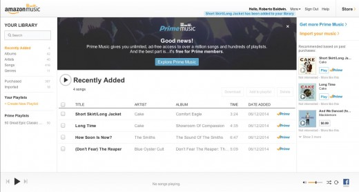 0612 amazonmusic5 520x278 Amazon Prime Music quietly goes live, offering ad free access to over 1 million songs