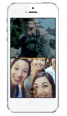 0616 slingshot2 220x379 Facebook lanza Slingshot, su más reciente aplicación de mensajería efímera para Snapchat rival