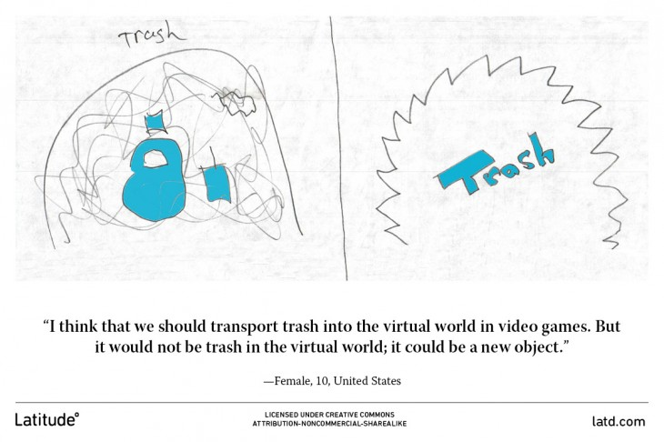 14235648861 5483dbd8f9 o 730x486 These drawings tell us a lot about childrens attitudes to technology