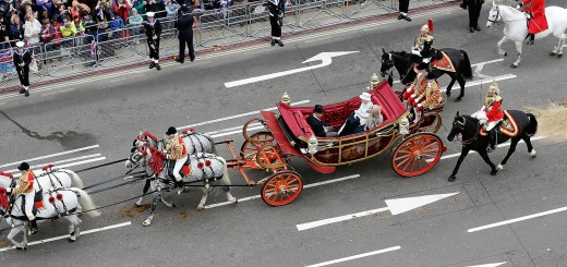 Diamond Jubilee – Carriage Procession And Balcony Appearance