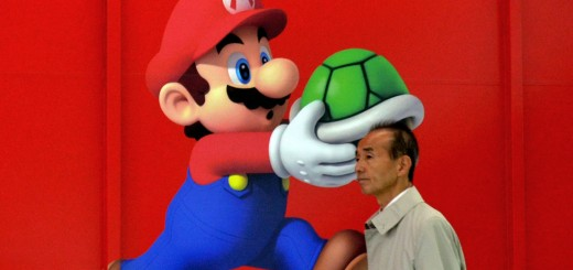 JAPAN-GAME-COMPANY-EARNINGS-NINTENDO