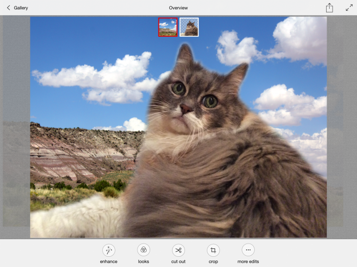 2014 06 19 20.13.37 730x547 Adobe Photoshop Mix review: Not just another iPad photo app