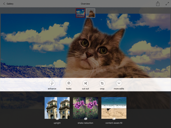 2014 06 19 20.19.28 730x547 Adobe Photoshop Mix review: Not just another iPad photo app