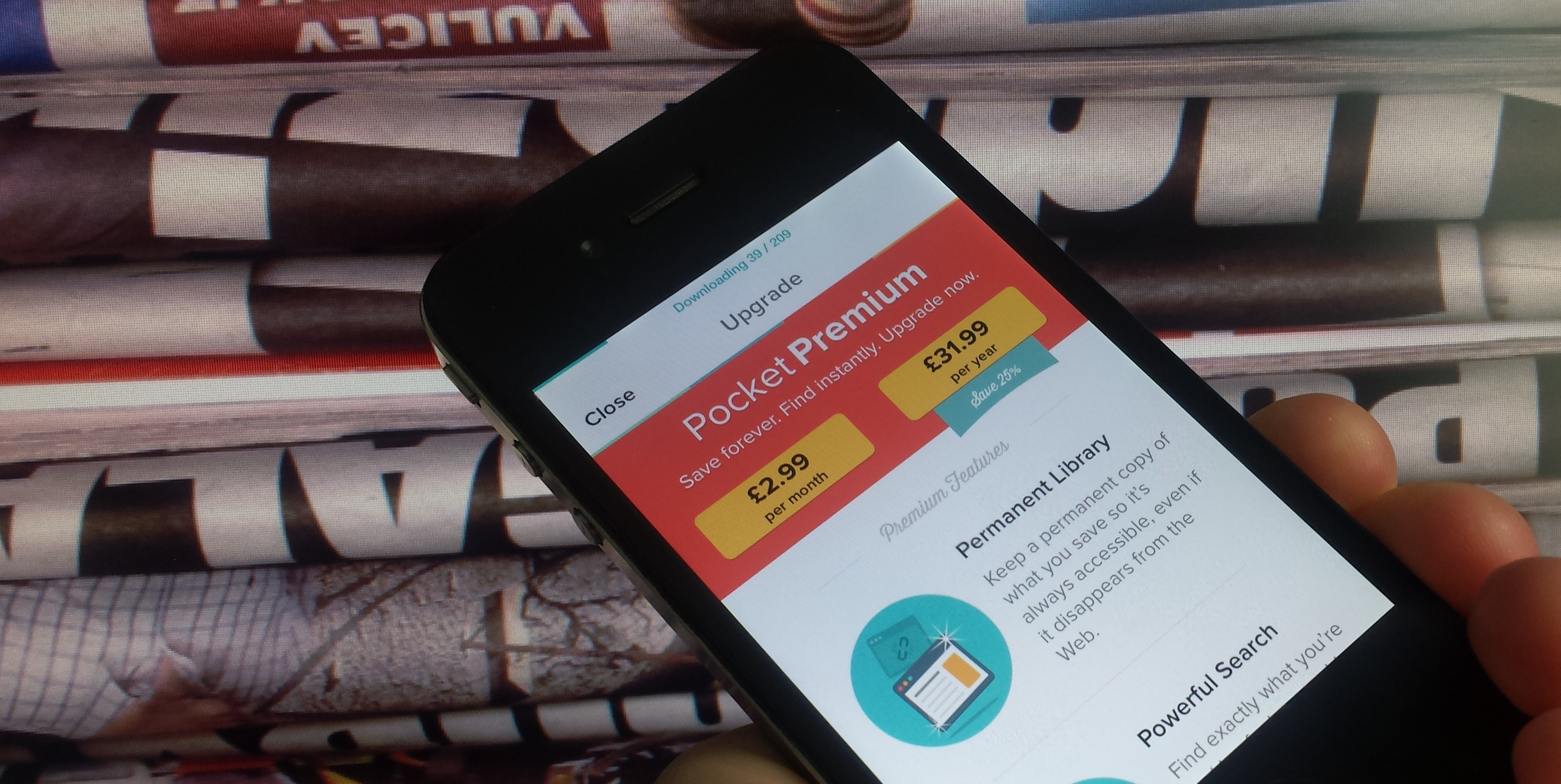 Can Pocket Premium Open the Road to Revenue?