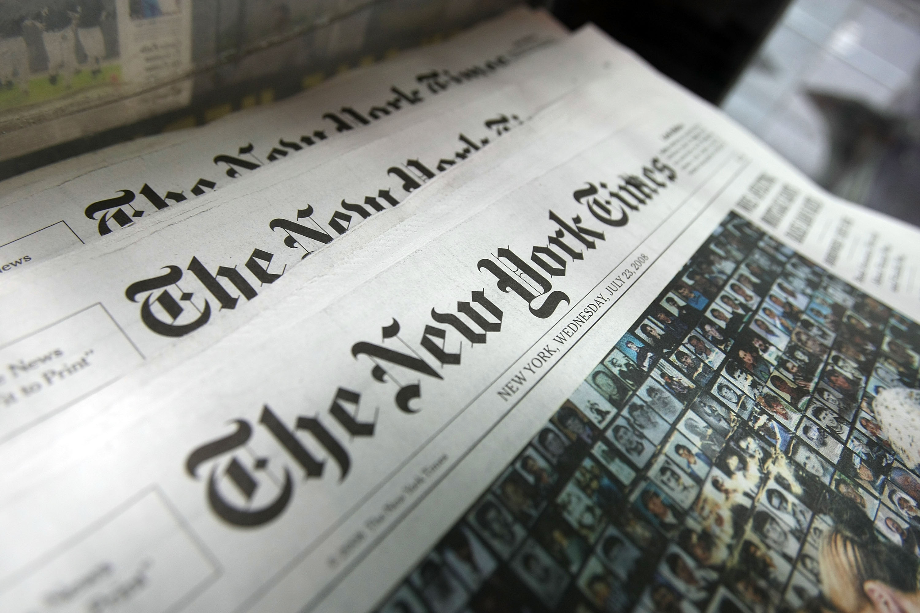 The New York Times launches NYT Opinion digital subscription and iPhone app for $6 per month