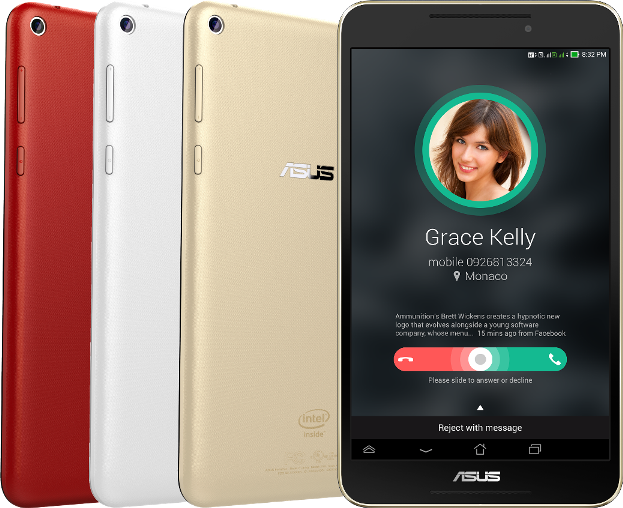 ASUS Fonepad 8FE380CG Asus unveils a Windows Android device that is a laptop, tablet and smartphone all at once